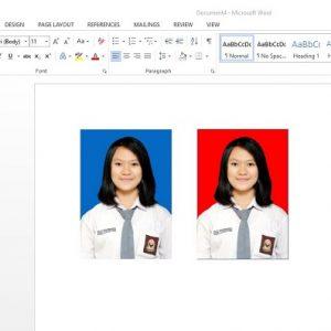Cara Mennganti Latar Belakang Foto dengan Microsoft Word