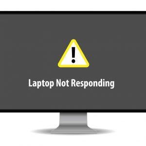 cara mengatasi laptop tidak bisa bergerak