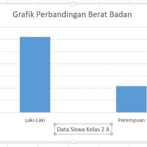 Cara Buat Grafik Excel