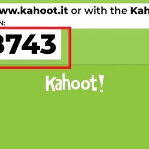 kode join permainan kahoot