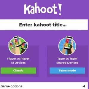 Cara Membuat Game Pembelajaran di Kahoot!