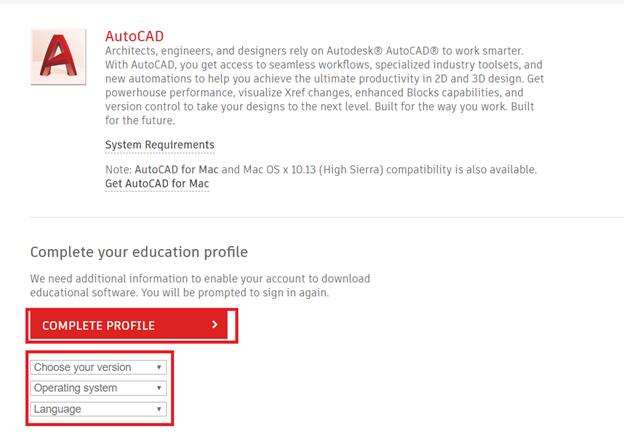 Aplikasi Autocad 2020 Resmi