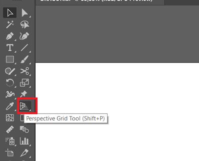 Perspektif Grid Tool Di Adobe Illustrator